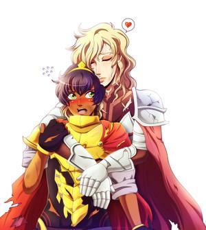 [COM] King and Empress
