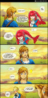 Link's priorities by Queen-Zelda