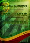 Reggae gig at Fabryka - poster