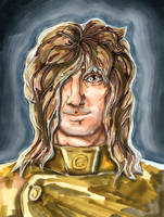Portrait of Ray by Cranash64