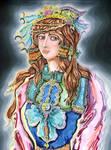 Queen`s dress by Cranash64