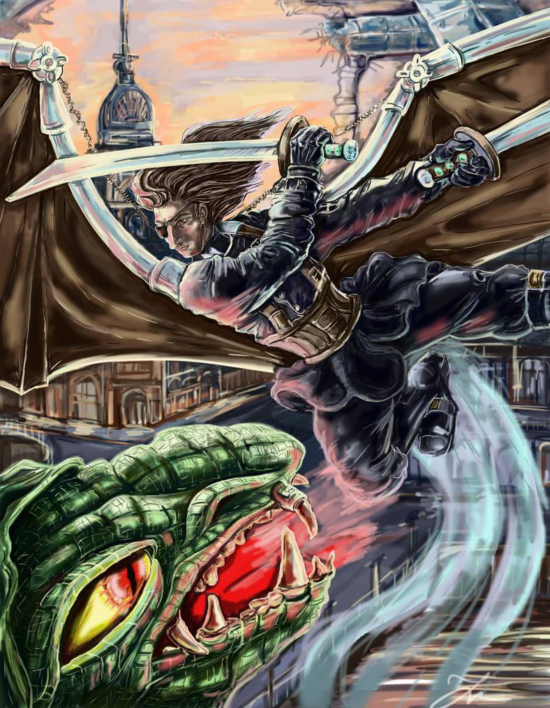 The Protector by Cranash64