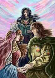The Wedding by Cranash64