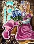 MFMI characters - Alexandra van Oggenberg-Vesnick by Cranash64