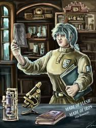 MFMI characters - Vita Rowenski by Cranash64