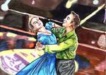 The rhythm of dance by Cranash64