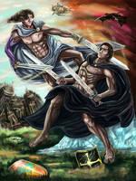 The Inner battle by Cranash64