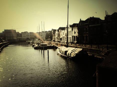 Old Dutch harbour