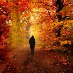 Autumn love by ZanaSoul