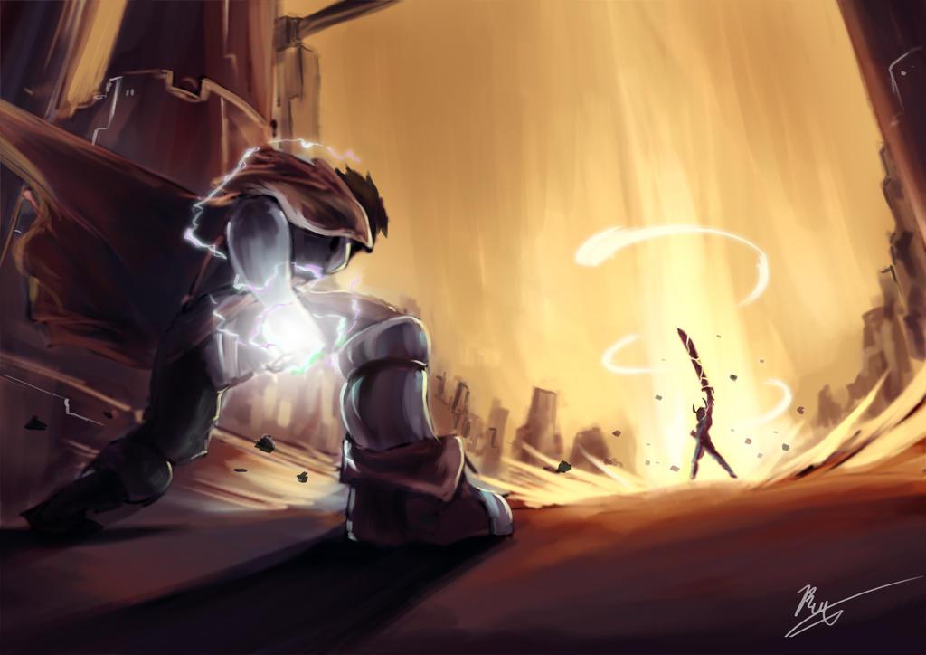 Final Clash by PathOfDawn