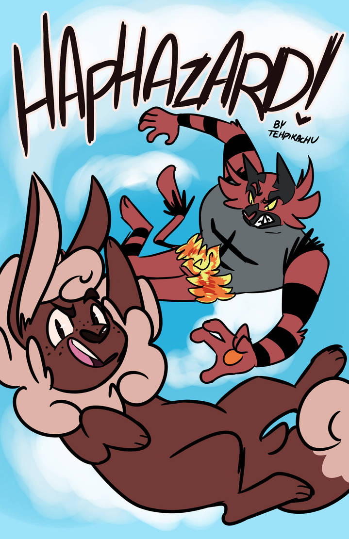 [Cover] Haphazard! by Kiwiflame
