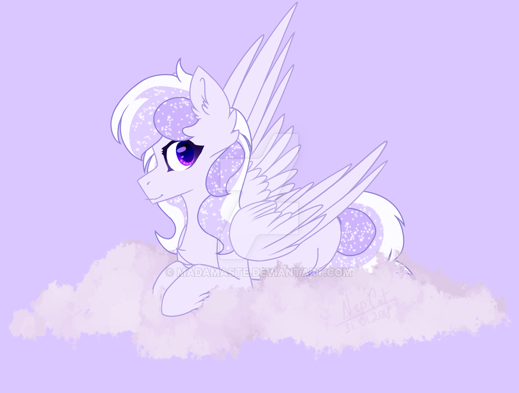 CottonCloud by MadaMaste