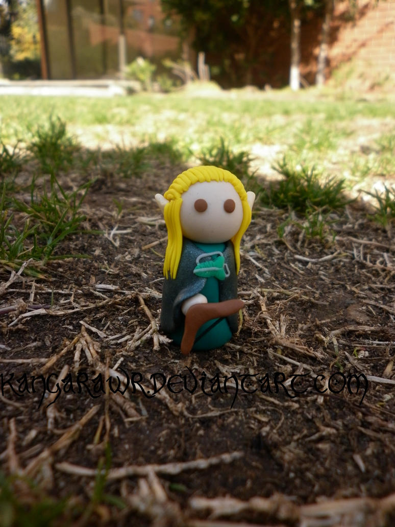 Legolas Greenleaf by kangarawr