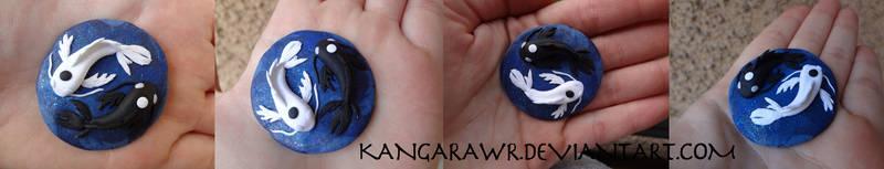 Tui and La by kangarawr