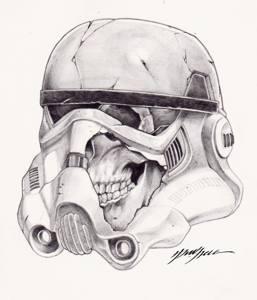 Stormtrooper by hazzla