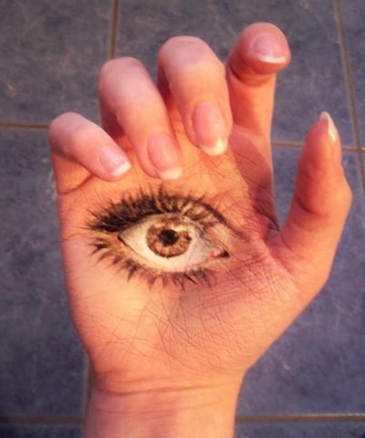 Eye by NigruStea