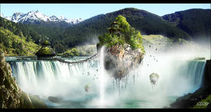Newgara Matte Painting by Forum-Toshop