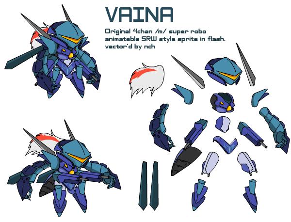 VA-INA by NCH85