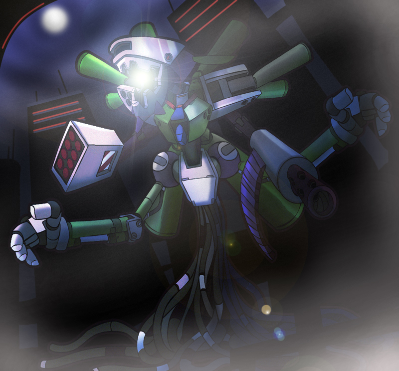 Robo-emperor by NCH85