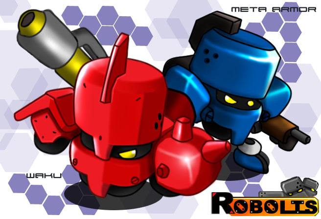 Robolts by NCH85