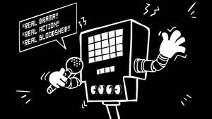 Mettaton entertainment by NCH85