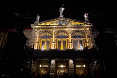 National Theater by aviFerra