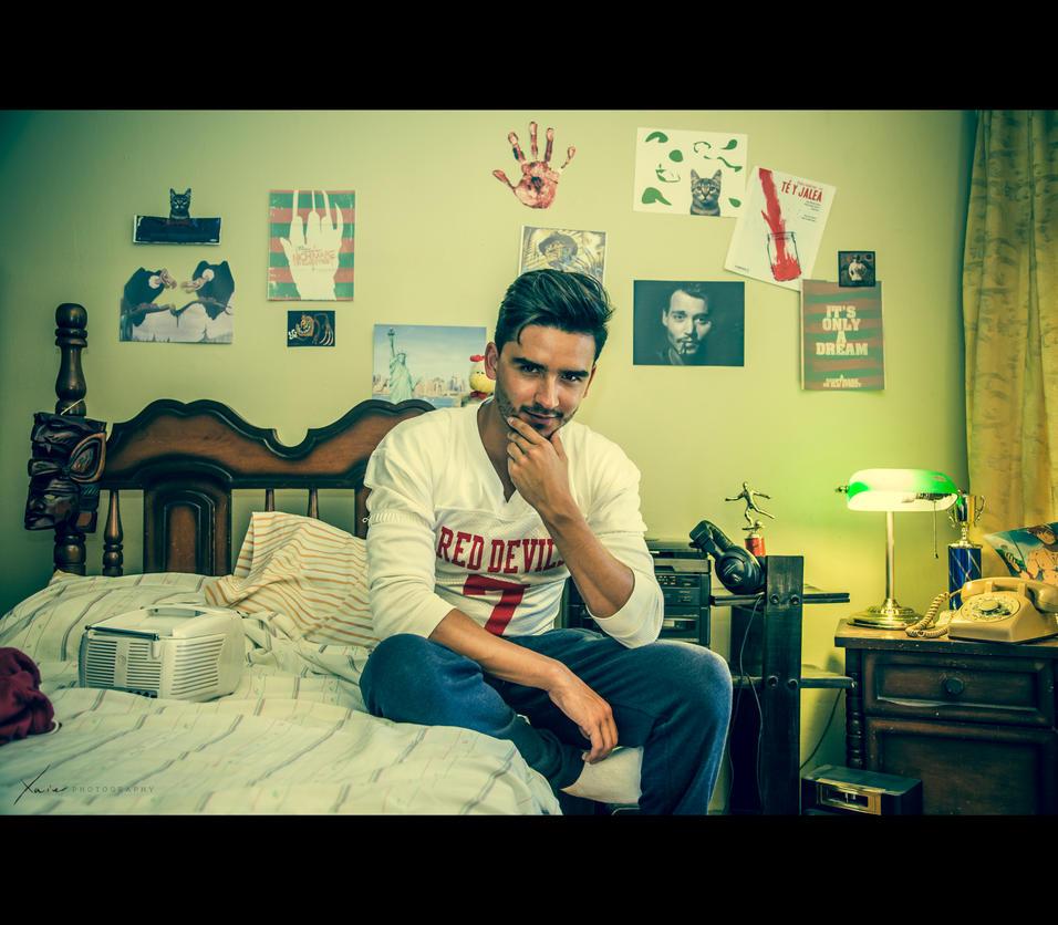 Ian as Glen by aviFerra