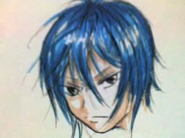 OC: Shin - trial by shinmizuumi