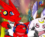 Royal Digimon Family