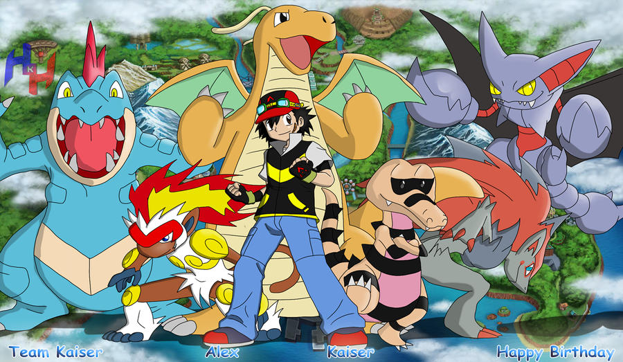 how to create a good pokemon team