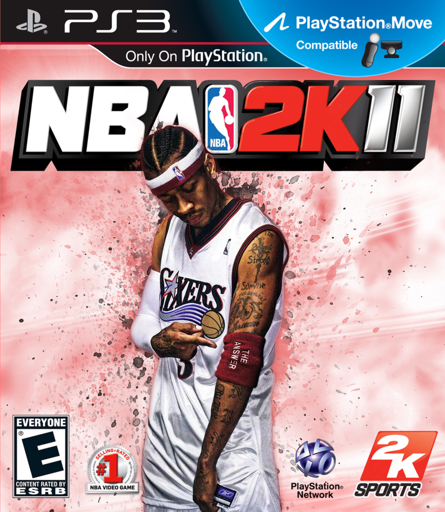 2k11 Cover