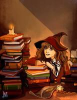 Hermione by nastjastark