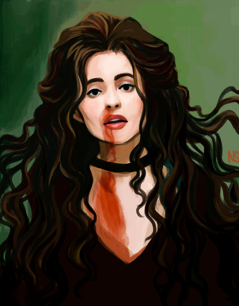 Bellatrix by nastjastark