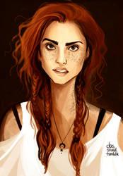 Ginny by nastjastark