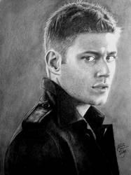 Jensen Ackles by AlffiSky