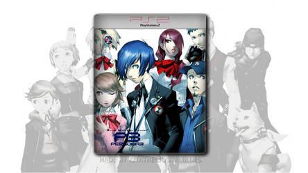 Persona 3 PS2 Case Work by KitaTheCrystalBlues