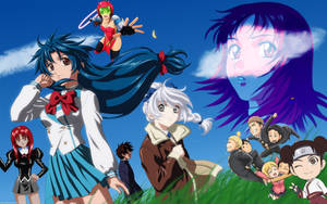 Obscure Anime I Recommend Wallpaper