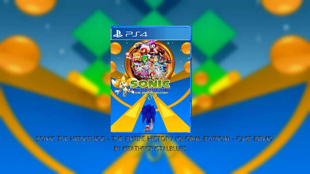 Sonic The Hedgehog - The Entire History - PS4 Demo