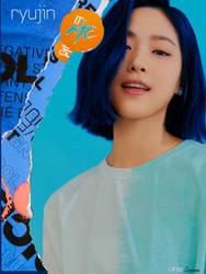 It'z Me Ryujin Poster