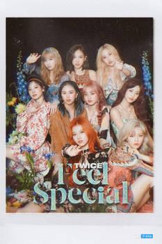 Twice - Feel Special Polaroid Poster