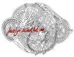 Celtic/Norse Dragons V