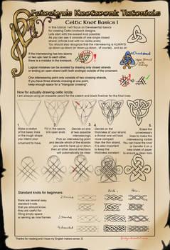 Celtic Knot Tutorial: Basics I