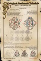 Celtic Knot Basics II by Feivelyn