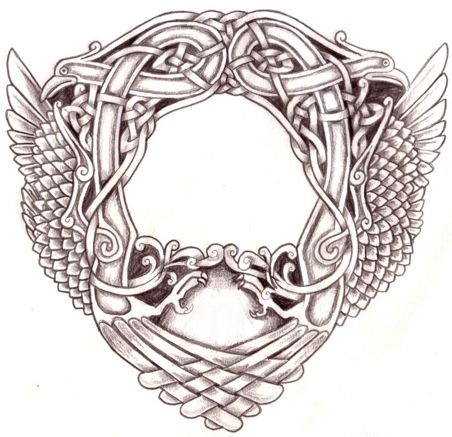 Celtic Frame Stock by Feivelyn on DeviantArt