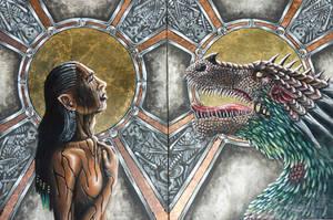 Nahabu II by Feivelyn