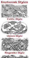 Knotwork Styles