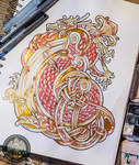 Knotty Dragon