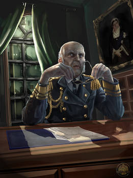 When you sell the Memento Mori to the Royal Navy
