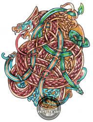 Serpent knot