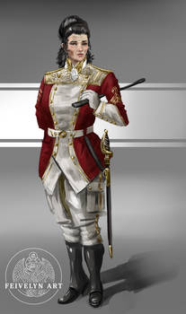 Imperial Colonial Administrator